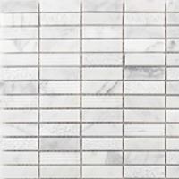 Bianco Carrara-Marble Mosaic