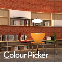 Colour Picker-Glass Mosaic