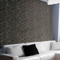 Elements-Stainless Steel Mosaic