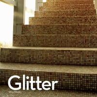 Glitter-Glass Mosaic
