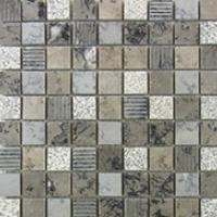 Grigio Barlin-Marble Mosaic