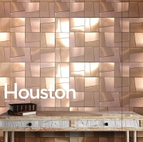 Houston-Aluminum Mosaic