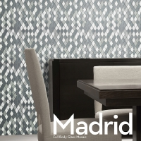 Madrid-Full Body Glass Mosaic