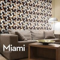 Miami-Aluminum Mosaic