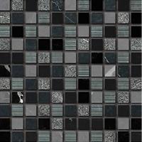 Nero Marquina-Marble Mosaic