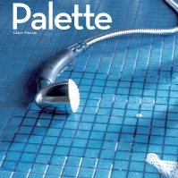 Palette-Glass Mosaic