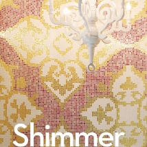 Shimmer-Glass Mosaic