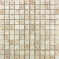 Travertino Classico-Marble Mosaic